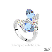 17964 Zircon Fine Jewelry adjustable infinite ring