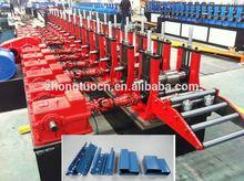 Mechanical storage rack pillar
