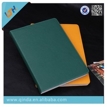 QinD Hot Sale Washable PU Retro Leather Case For iPad Air 2 With Hand Holder