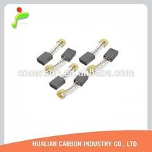 Various machine power tools parts micro motor carbon brush