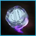 Pil- motorlu alevsiz led tealight mumlar için yapay mercan akvaryum