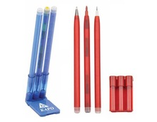 Promotional multifunction ball pen and pencil,stationary set,pencil ball pen highlighter pen