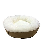 Realpet super soft round pet bed