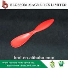 BPA free 3 in 1 Plastic Spoon Fork Knife Set
