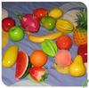 wholesale decorative artificial fruit for decoration