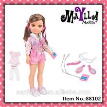 17 inch Maylla 18 inch American girl doll with MP3