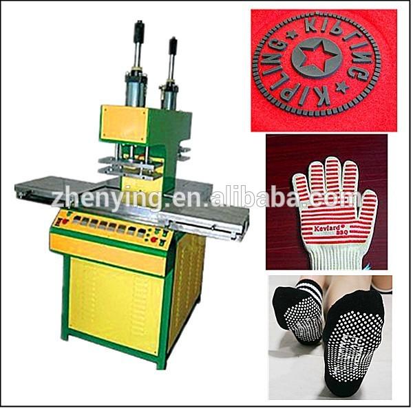 Silicone Logo Making Machine