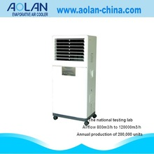 excellent electrics water air cooler AZL035-LY13C 3500m3/h air flow Green and energy-saving