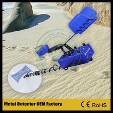 deep depth high sensitivity ground search gold metal detector md91