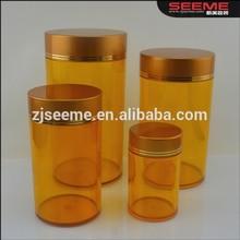 Pill bottle manufacturers, famous capsule pet bottle