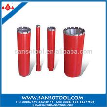 Premium Laser Diamond Core Drill Bit for Reinforced Concrete