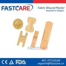 CE FDA Fabric Adhesive Wound dressing