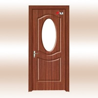good quality sound insulation pvc bedroom door