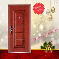 Steel craft door price E-ST007