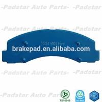 car parts hyundai elantra/ Kia Pride spare brake pad D699 for Iran car aftermarket