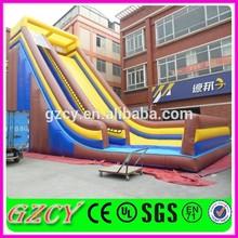 Classic playground inflatable equipment slide