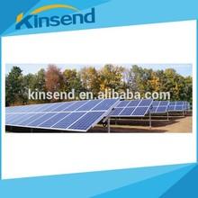 Ground PV power station solar bracket