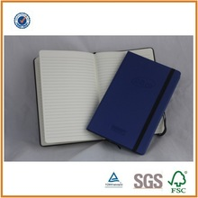 High Quality A5 Notebook, Leather Cover Notebook Elastic Moleskin Note book