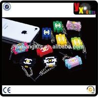 2 pcs / Plastic / Cell Phone Jack / Earphone Dust Plug / Dustproof Plug / Cat / Kitten / 3cm
