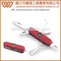A21-5017bl - 6BL adorável bolso bússola facas