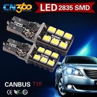 Canbus T10 W5W 194 Led Auto Light