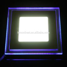 High quality modern design led panel lights hot sale products