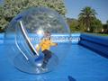بالاضافة الى بيع تصميم جميل الأطفال كرة الماء المشي بركة