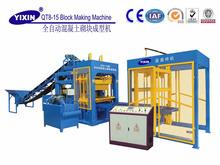 Blocco macchina per la vendita qt8-15 rendere concreto macchina blocco usato