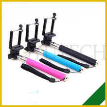 New easy to carry product monopod Bluetooth for phone u style monopod clip