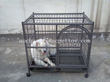 Foldable Metal Wire dog Cage