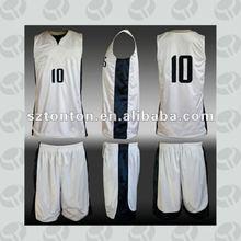 Mejor baloncesto diseño de uniforme de conjunto