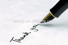 2014 best seller fountain pen inks erase pen ink on paper