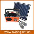 El hogar de cc para 3w bombilla led deiluminación solar ox-sp-7 generador