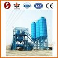 Construção de estradas de concreto equipamento de mistura leão vermelho misturador de cimento