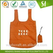 China supplier grocery bag/nylon foldable shopping bag