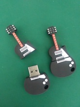 Promotional Season Hot Sale Wholesale Cheap Mini Oem Guitar Usb Flash Drive Singapore Gift