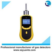 Portable internal gas pump AsH3 arsenic hydride toxic gas detector