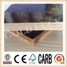 Qingdao Gold Luck 18mm Marine Shuttering Plywood