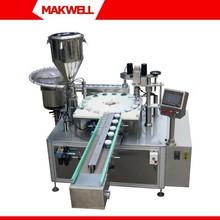 5-100ml Face Cream Filler,Cosmetic Cream Filler,Cosmetic Cream Filling Machine