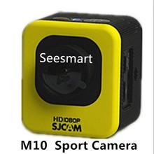 SJCAM Sport Camera M10 Waterproof Camcorders HD Camera 1.5 inch LCD 170 Wide Angle 1080P Camera Car DVR