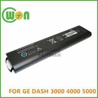 11.1V 5200mAh Medical Battery for GE DASH 3000 4000 5000