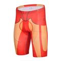 coolmax bresthable mode shorts de vélo trek