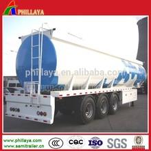 2/3 Axles Water Storage Tank Semi Truck Trailer (Steel, Stainless Steel or Aluminum)