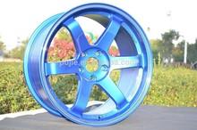 TE37 Car Alloy wheel 15-17inch