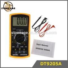 dt9205a multímetro analógico