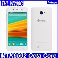 THL W200C 5'' Octa Core Android Smart Phone 8GB Brand 5.0mp+8.0mp THL W200C