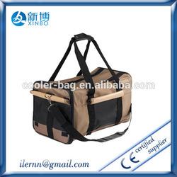 2014 hot sales dog travel bag dog transport bag