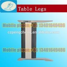 Steel office table table leg designs