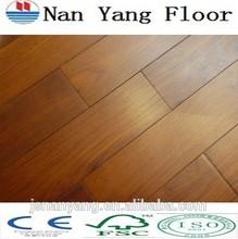 3mm top layer Burma Teak parket/parkett engineered wooden flooring