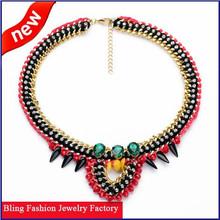 Fashion Jewelry Set Stell Cotton Pendant Necklace Alibaba China